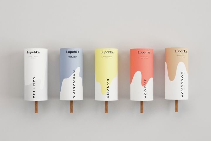 Un packaging muy refrescante