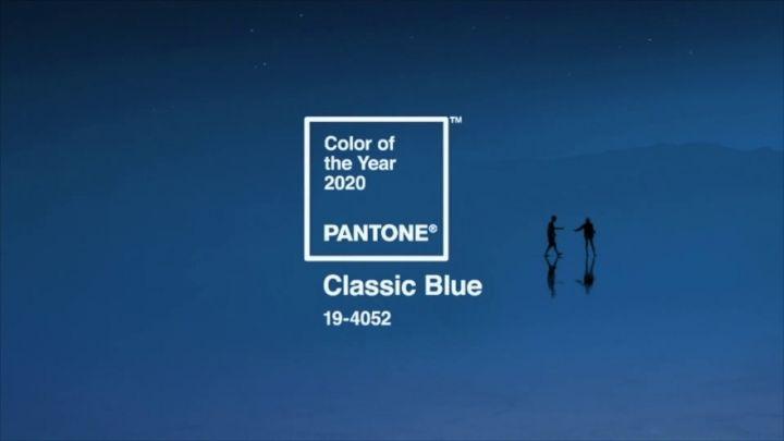 CLASSIC BLUE, EL COLOR DE 2020