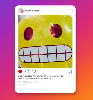 10 perfiles de Instagram para arrancarte una sonrisa este verano