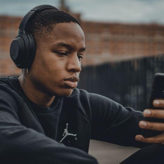 Culture Next, jóvenes a través del audio