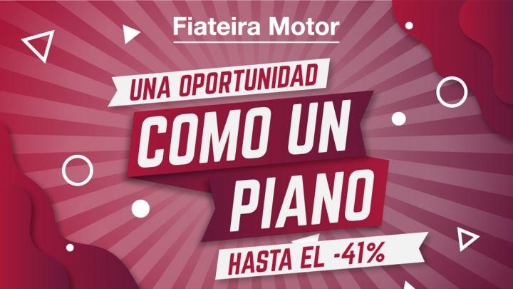 FIATEIRA MOTOR CAMPAÑAS