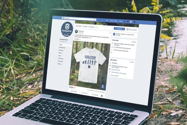 Nasas, Premio Paraugas al Mejor Proyecto de Social Media