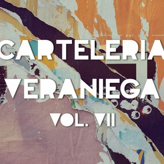 CARTELERÍA VERANIEGA VOL. VII