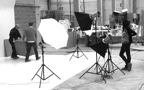 Vacante Nasas: ayudante cámara e iluminación