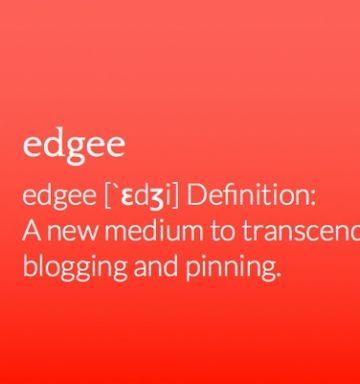 Edgee, la nueva plataforma social