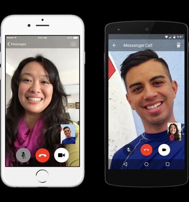 Facebook Messenger activa las videollamadas