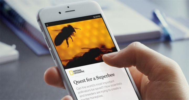 Instant Articles de Facebook revolucionará los medios