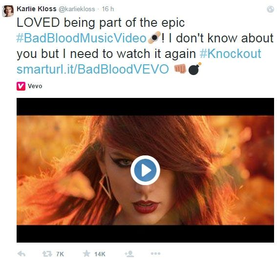 Twitter crea un nuevo emoji para Taylor Swift
