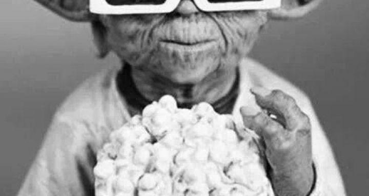 ¡Una de cine!