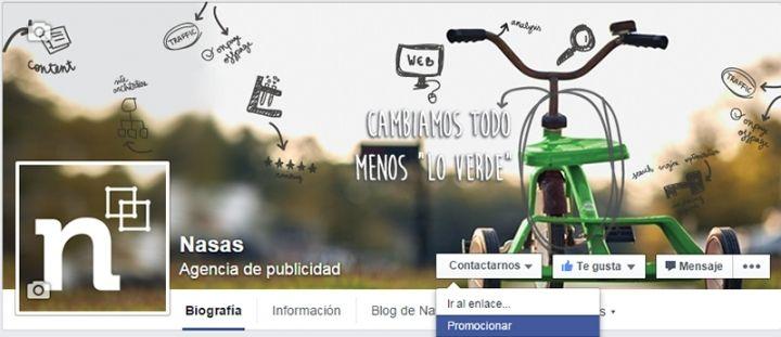 Facebook Nasas Social Media