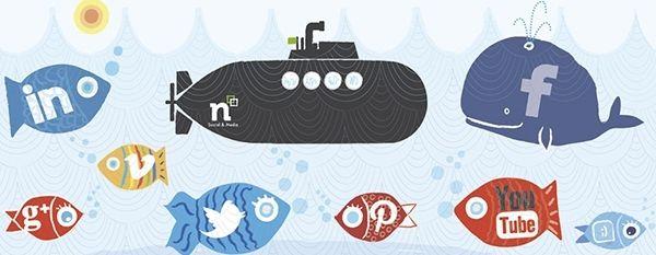 Novedades en redes sociales: AGOSTO