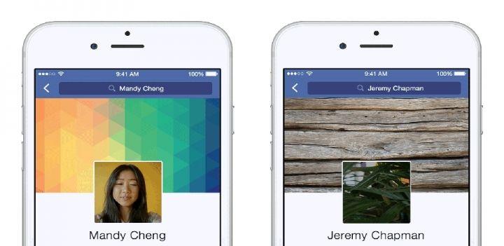 Facebook permitirá incorporar vídeos como foto de perfil