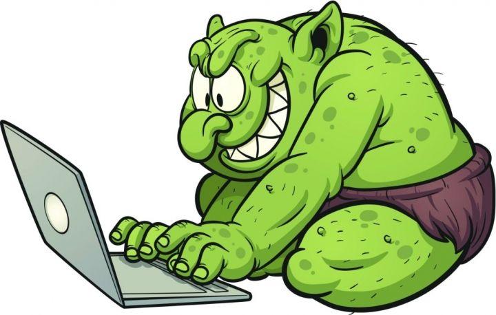 troll internet