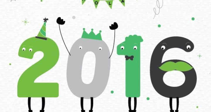 Nuestros propósitos para 2016