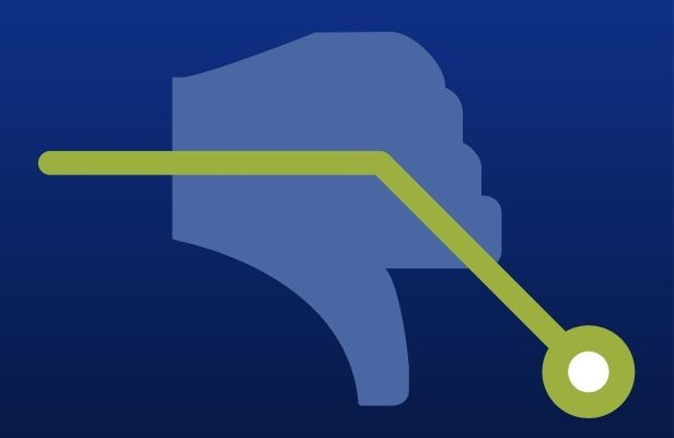 The constant reduction of Facebook Organic reach