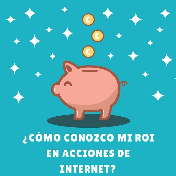 Afterwork - ¿Cómo conozco mi ROI en acciones de Internet?
