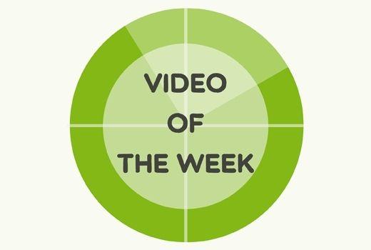 Video of the week: