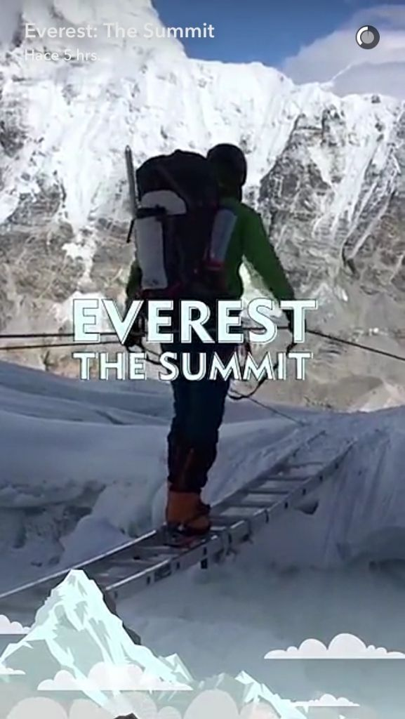Snap Everest