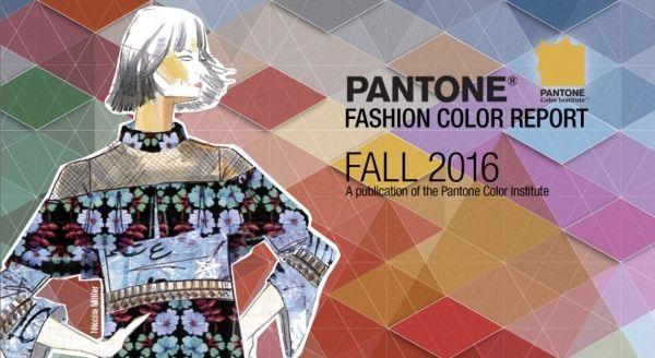 Pantone Fall 2016, marcando tendencia