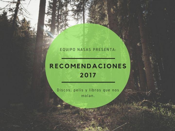 EQUIPO NASAS: Recomendaciones para un 2017 muy creativo