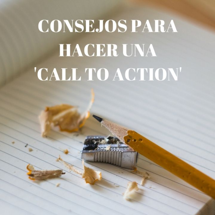 Consejos para hacer un Call to Action