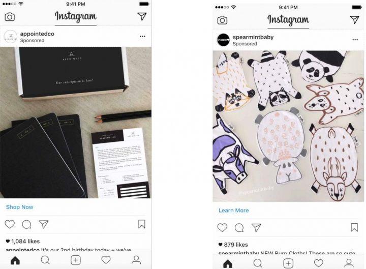 publicacion ejemplo marcas instagram
