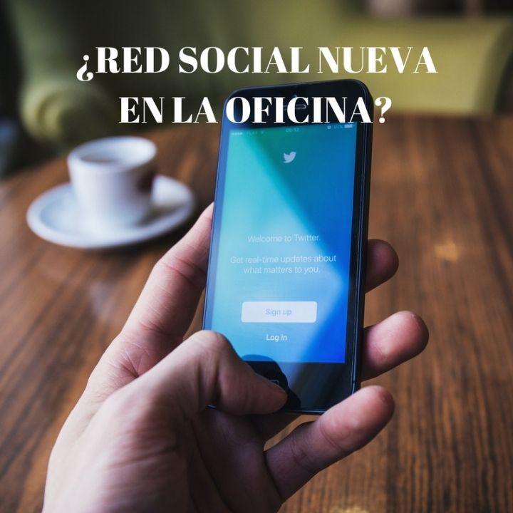 ¿Red social nueva en la oficina?