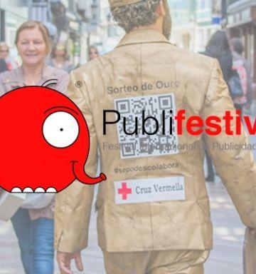Premio a la mejor acción de RRPP en el Publifestival de Barcelona