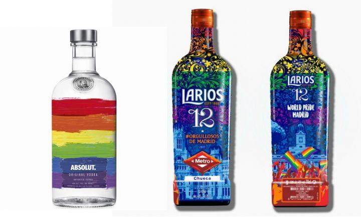 Botellas Orgullo