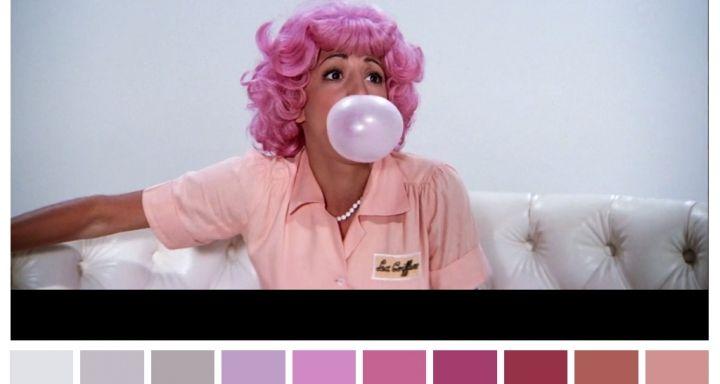 ¿De qué color es tu película favorita?