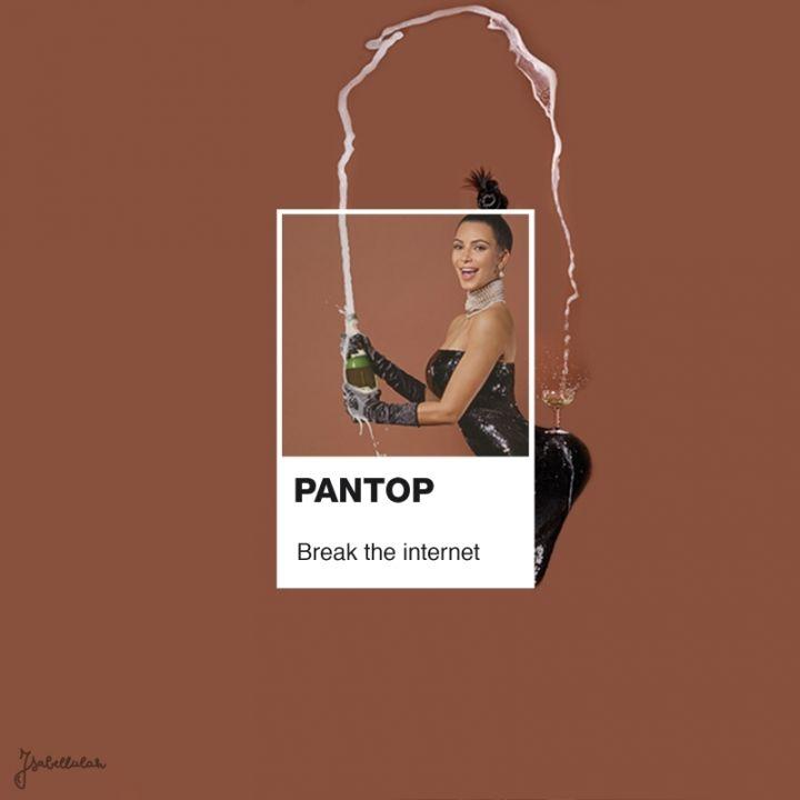 PANTONE de la cultura pop