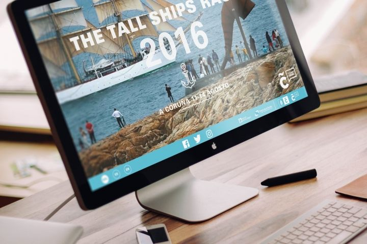Tall Ships Races A Coruña 2016