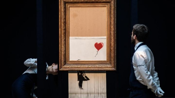El hype Banksy arrasa internet