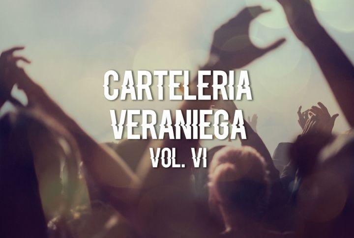 Cartelería veraniega Vol. VI
